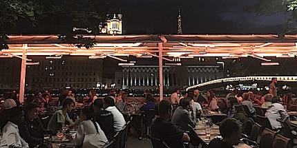 Restaurant Restaurants ouverts jeudi de l'Ascension lyon