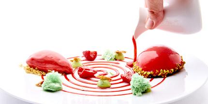 Restaurant L'exigence créative au service du goût lyon