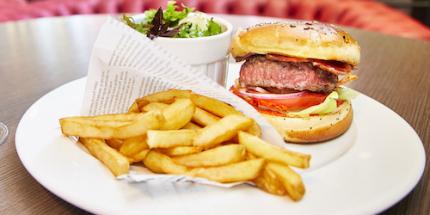 Restaurant Les meilleurs burgers lyon