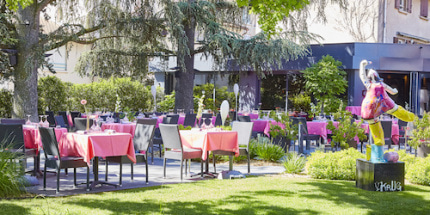 Restaurant Les plus belles terrasses d'octobre lyon