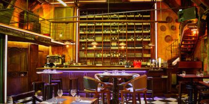 Restaurant Les restaurants à l'ambiance atypique lyon