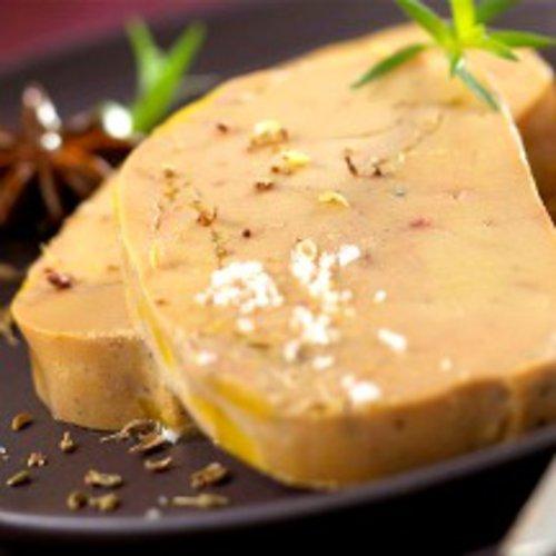 Foie gras à emporter lyon