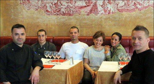 Restaurant Accueil et convivialité à l'italienne lyon