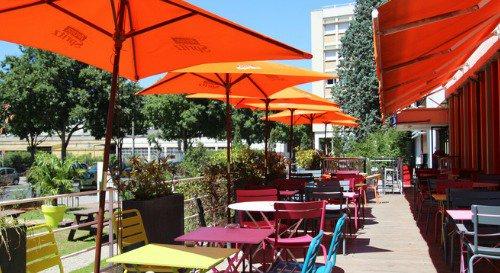 Restaurant Hissez les voiles, destination Icéo! lyon