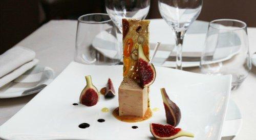Restaurant Arnaud Leclercq revisite les classiques lyon