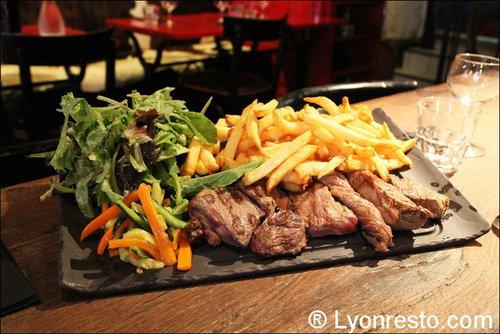 Restaurant Oh la vache! lyon