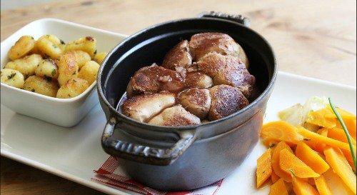 Restaurant L'Auberge du Village, chaleureuse et authentique  lyon
