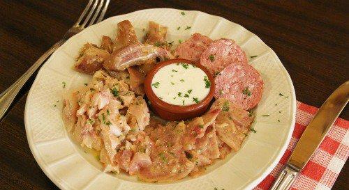 Restaurant La table lyonnaise sait être chaleureuse et généreuse lyon