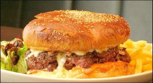 Restaurant Les burgers de la Nonna Autrement lyon
