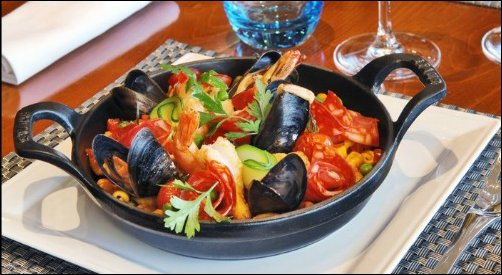 Restaurant Ambiance marine chez Lyon Plage lyon