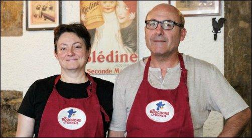 Restaurant Tout le charme du bouchon au Sathonay lyon