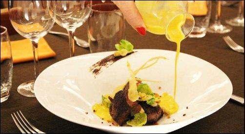 Restaurant Passion et créativité chez Jour de Marché lyon