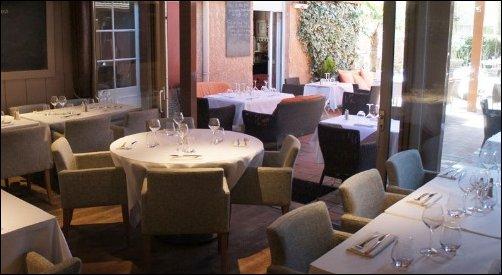 Restaurant La campagne chic du Comptoir de Saint Cyr lyon