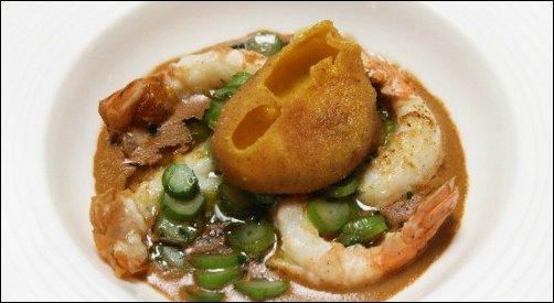 Restaurant Parenthèse gourmande à la Brunoise lyon