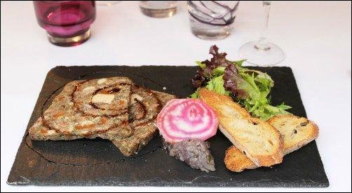 Restaurant La tradition revisitée au Bistrot d'Arno lyon
