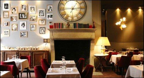 Restaurant Nouvel écrin pour le Carmelina lyon