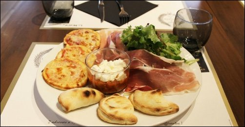 Restaurant Les pizzas de la Nonna lyon