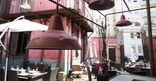 Restaurant On croirait la terrasse d'une rhumerie cubaine lyon