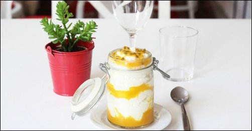 Restaurant Les recettes ensoleillées du Café Mademoiselle lyon