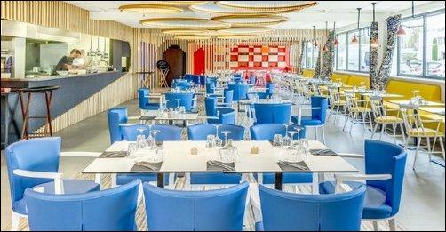 Restaurant Un restaurant dynamique autour d'un concept squash lyon