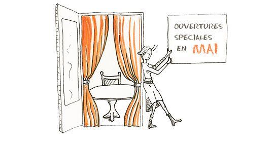 Restaurant Facile de trouver un restaurant ouvert le 1er mai ! lyon