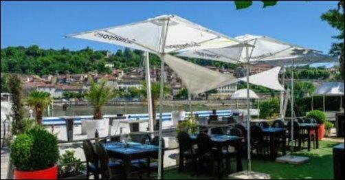 Restaurant Simplement en bord de Saône lyon