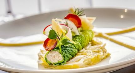 Restaurant Cuisine élégante et cadre design lyon