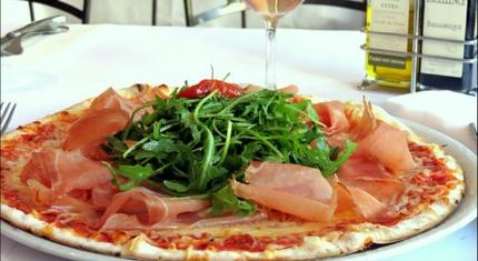 Restaurant Excellentes pizzas mais pas seulement lyon