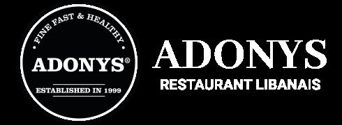 logo restaurant Adonys - hôtel-Dieu >à Lyon