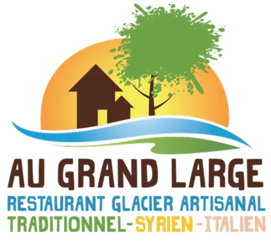 logo restaurant Au Grand Large >à Decines-Charpieu