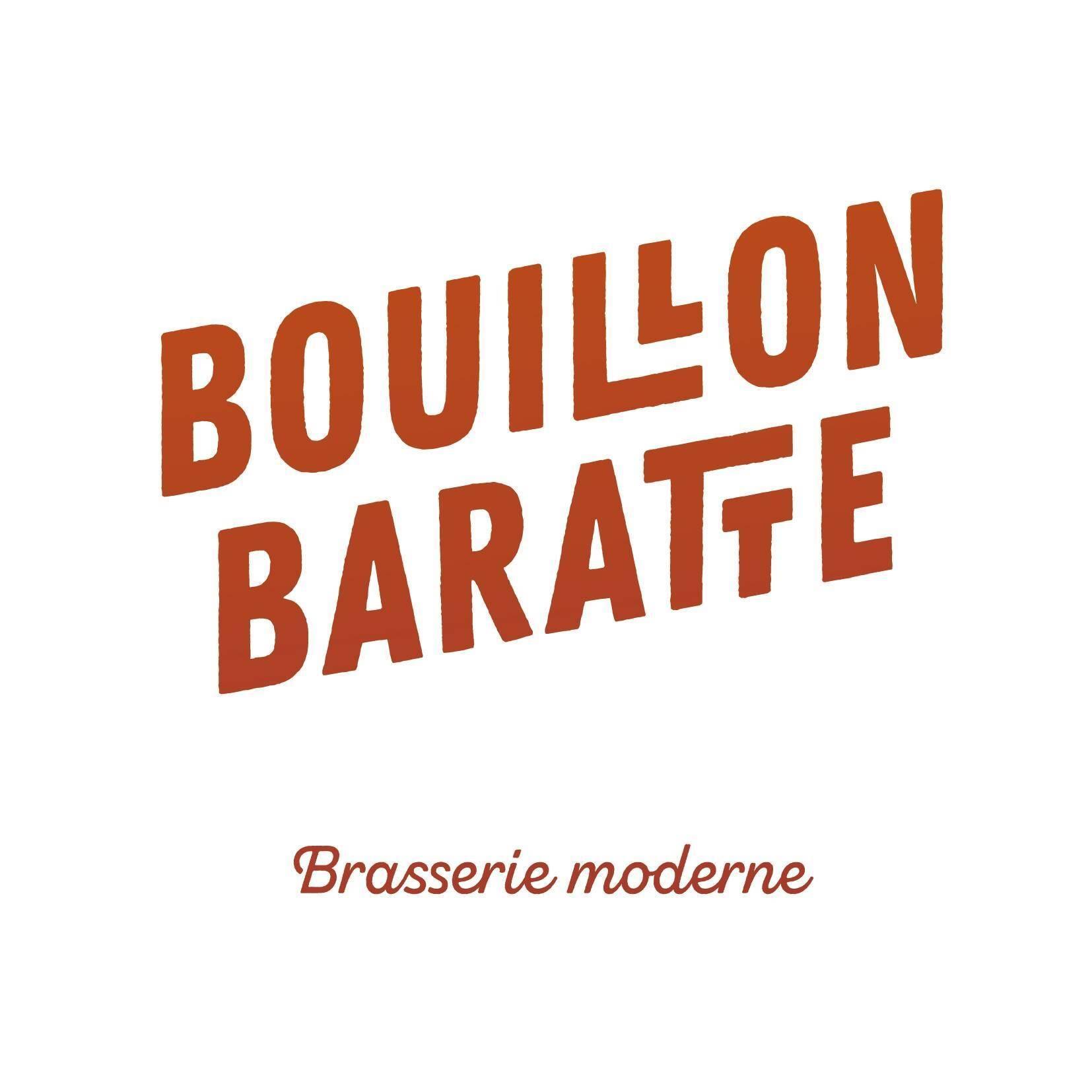 logo restaurant Brasserie Bouillon Baratte >à Lyon