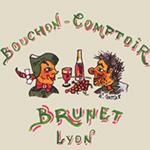 Le restaurant Café Comptoir Brunet à Lyon recommandé