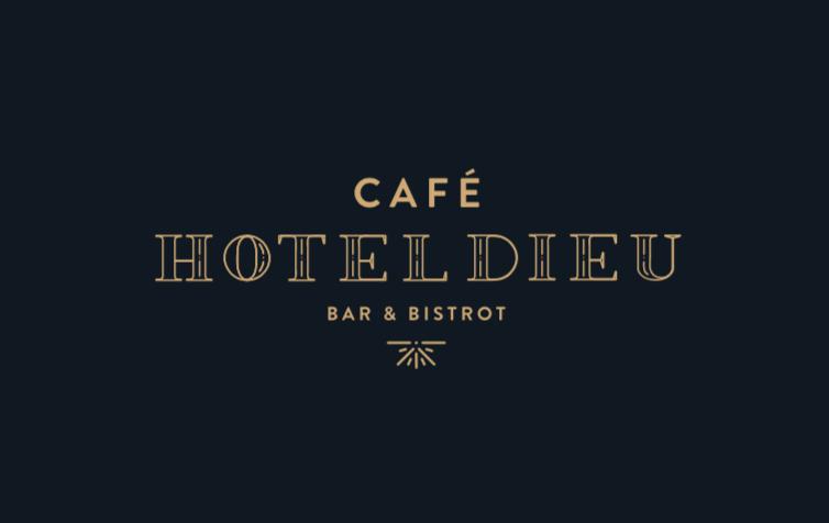 logo restaurant Café Hôtel Dieu >à Lyon