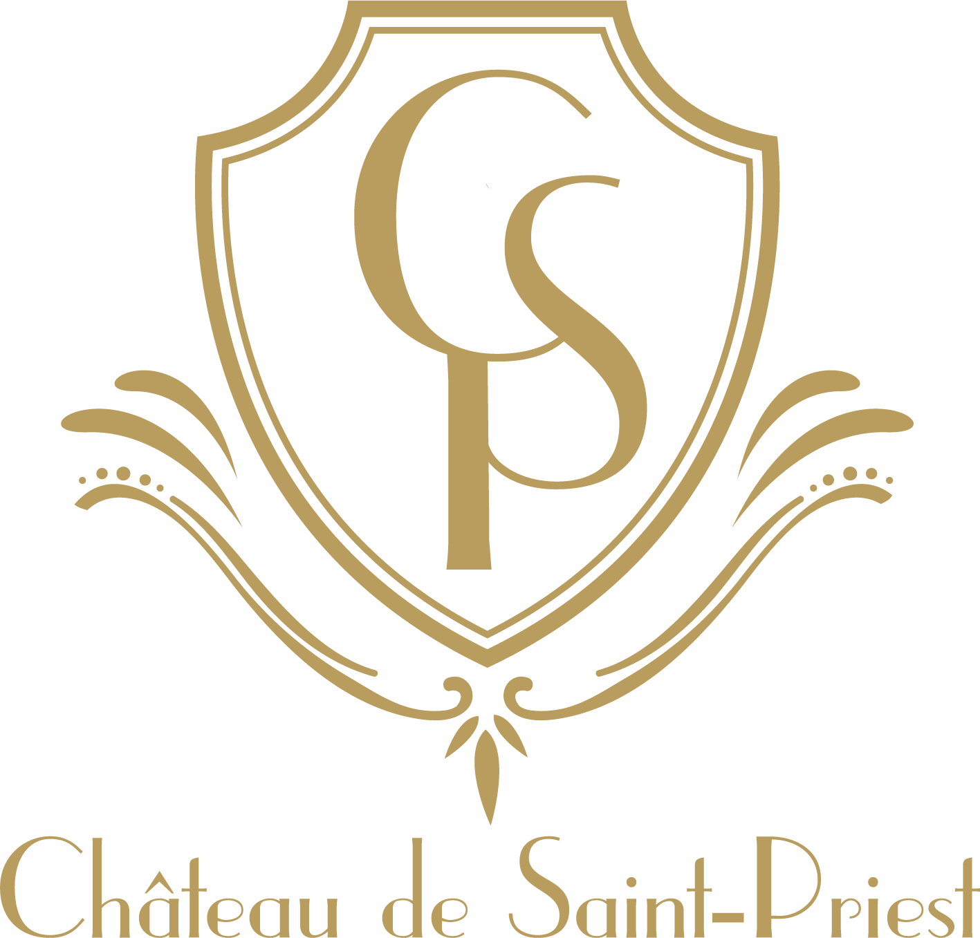 logo restaurant Chateau de Saint-Priest >à Saint-Priest