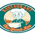 logo restaurant Chez Grand Mère >à Lyon