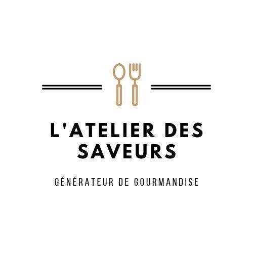 logo restaurant L'atelier des saveurs >à Lyon
