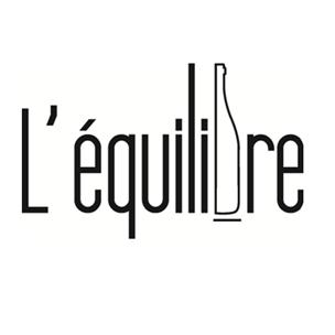 logo restaurant L'équilibre >à Lyon