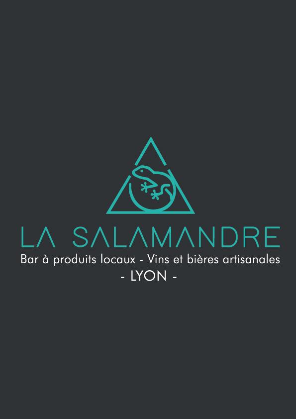 logo restaurant La Salamandre >à Lyon