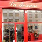 Le restaurant La Toscane à Lyon recommandé