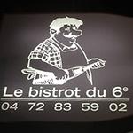 Le restaurant Le Bistrot du 6ème à Lyon recommandé