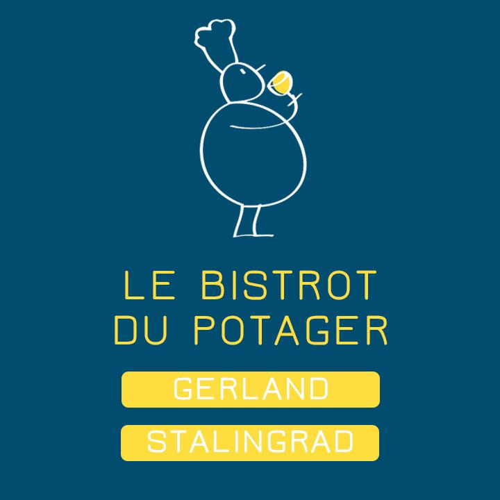 Le restaurant Le Bistrot du Potager Gerland à Lyon recommandé