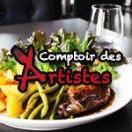 Le restaurant Le Comptoir des Artistes à Lyon recommandé