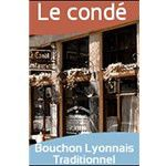 logo restaurant Le Condé >à Lyon