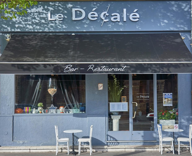 logo restaurant Le Décalé >à Lyon