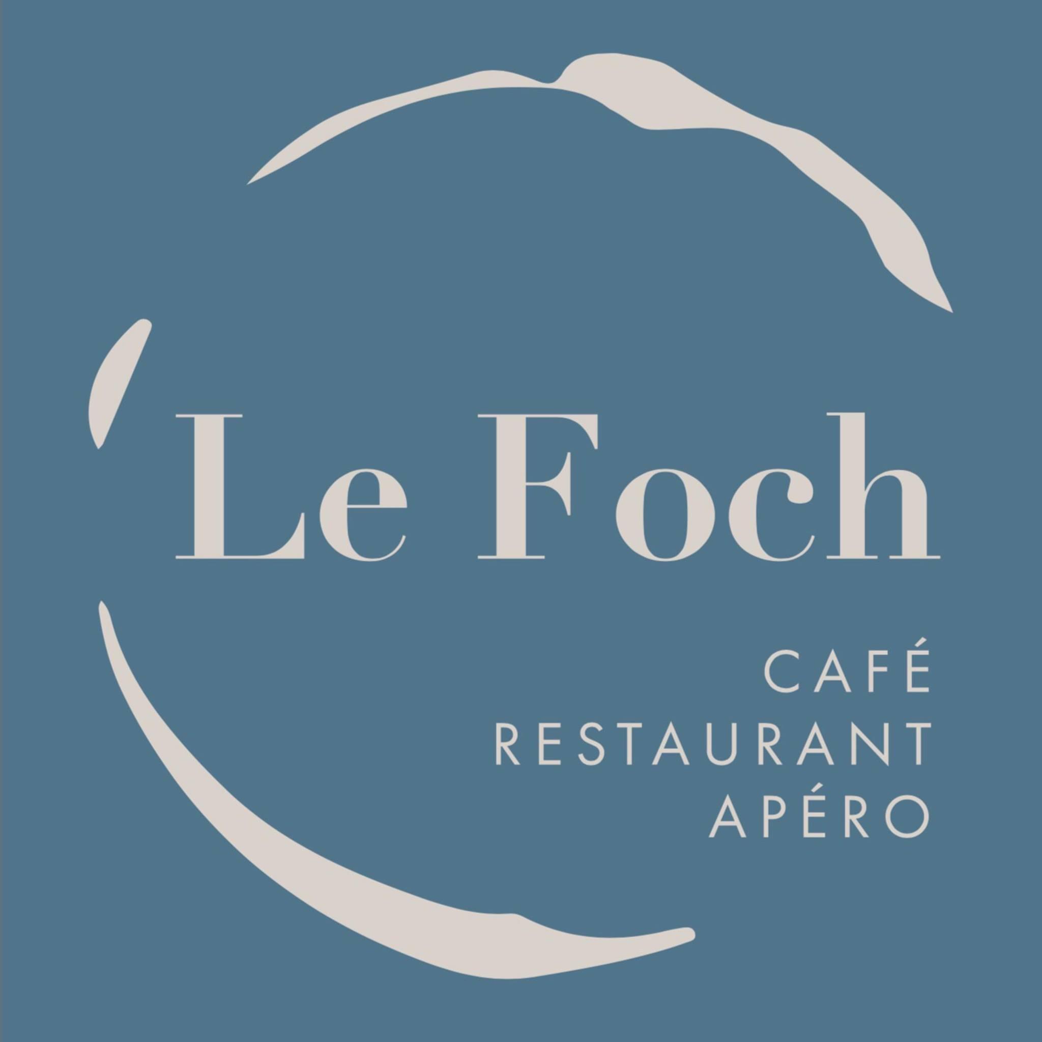 logo restaurant Le Foch >à Lyon
