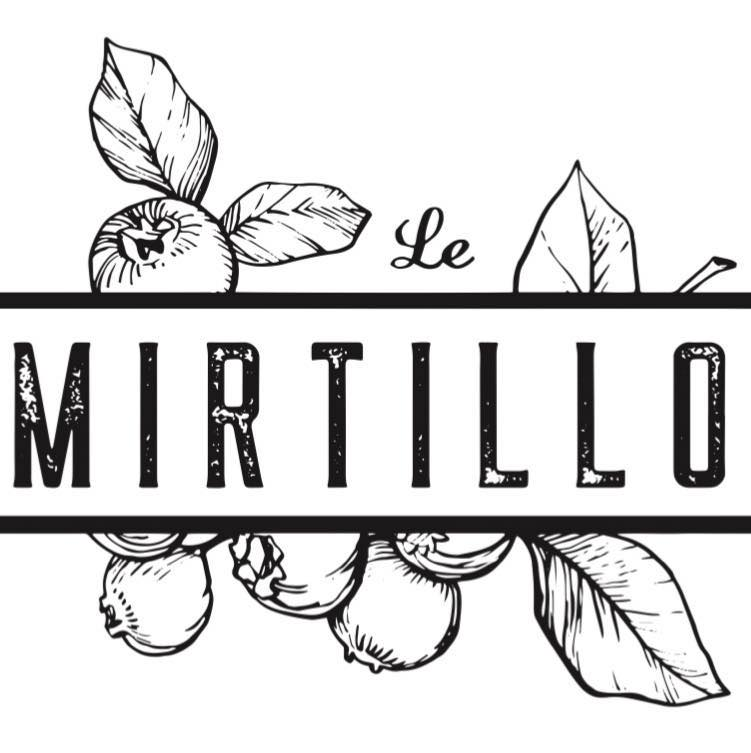 logo restaurant Le Mirtillo >à Lyon