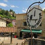 logo restaurant Le Pastoureau >à Courzieu