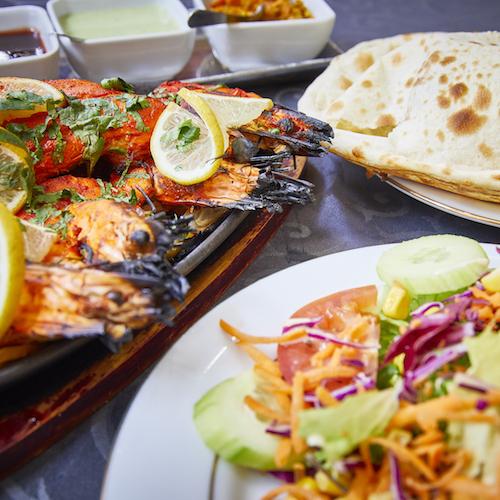 Le restaurant Le Shimla à Villeurbanne recommandé