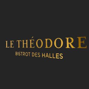 logo restaurant Le Théodore Bistrot des Halles Théodore >à Lyon