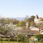 logo restaurant Les jardins de Saint Didier >à Saint-Didier-au-Mont-d'Or